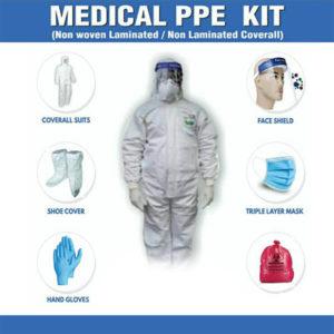 P.P.E Kit-1144
